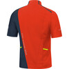 GORE RUNNING WEAR Fusion GWS Shirt Men orange/black iris